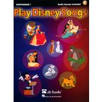 Hal Leonard Play Disney Songs Baritone