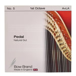 Bow Brand Pedal Nat. Gut 1st A No.5