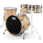 DW Satin Oil Maple / Spruce Set