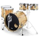 DR Customs Shell Set Exotic Mineral Maple
