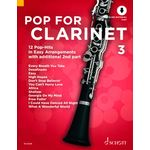 Schott Pop For Clarinet 3