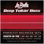 La Bella 760FS-B-TB Deep Talkin Bass