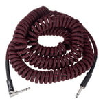 Fender Prof. Coil Cable 9m Red Tweed