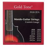 Gold Tone FGS12EX Strings