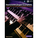 Berklee Press Hammond Organ Complete