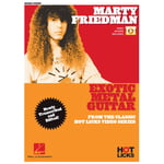 Hal Leonard Marty Friedman Exotic Metal