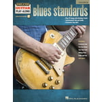 Hal Leonard Blues Standards Deluxe Guitar