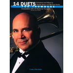 Carl Fischer 14 Duets For Trombone