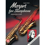 Edition Melodie Mozart For Saxophone