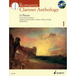 Schott Romantic Clarinet Anthology 1