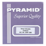 Pyramid Tenor Ukulele CarbonString Set