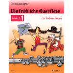 Schott Fröhliche Flöte Trio 1