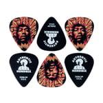 Dunlop Jimi Hendrix Voodoo Fire Pick
