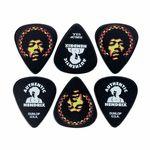 Dunlop Jimi Hendrix Aura Mandala Pick