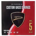Dingwall 5-Str. Bass 045-130 Set RW NP
