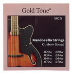 Gold Tone MCS Mandocello Strings