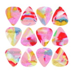 Boss Celluloid Pick Pack TH Mosaic
