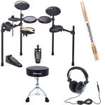 Simmons SD200 E-Drum Set Bundle