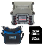 Zoom F6 Orca Bag Bundle