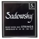 Sadowsky Black Label SBN 40-125