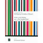 Universal Edition Mozart Arien und Walzer