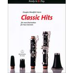 Bärenreiter Classic Hits For Two Clarinets
