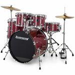 "Ludwig Backbeat Drumkit 22"" Red Sp."
