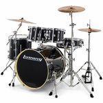 "Ludwig Evolution Drum Kit 22"" Black"