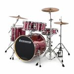 "Ludwig Evolution Drum Kit 20"" Red"