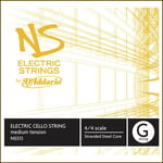 Daddario NS513 Electric Cello G String