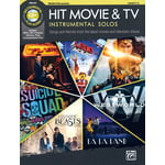Alfred Music Publishing Hit Movie & TV Solos Mallets