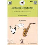 Saxline Edition Einfache Jazzetüden Alto Sax
