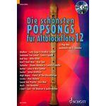 Schott Schönste Popsongs 12 Alt