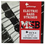 Galli Strings ECS4 Exposed Core Bass Str.