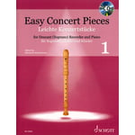 Schott Easy Concert Pieces Recorder 1