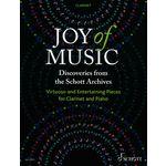 Schott Joy of Music Clarinet