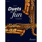 Schott Duets for Fun Alto Saxophone