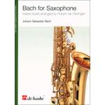De Haske Bach For Saxophone - Duets