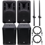 RCF 310 /702 Power Bundle