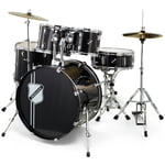Millenium Focus 20 Drum Set Blac B-Stock