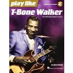 Hal Leonard Play Like T-Bone Walker