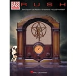 Hal Leonard Rush Spirit Of Radio Bass
