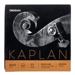 Daddario KS610-3/4M Kaplan Solo Bass