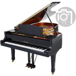Yamaha C7 Grand Piano used, Black