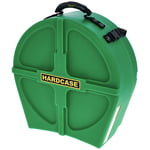 "Hardcase 14"" Snare Case F.Lined D.Green"