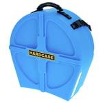 """Hardcase 14"""" Snare Case F.Lined L.Blue"""
