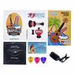 Mahalo Essentials Accessories Pack