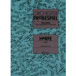Edition Peters Orchester Probespiel Harfe
