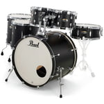 Pearl Decade M. 6pcs Shell Pack S.BK