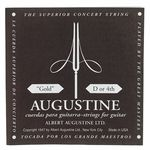 Augustine D-4 String Black Label